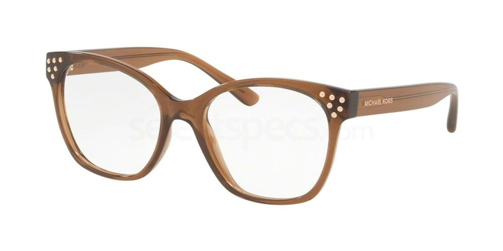 3349 MK4055 CHESAPEAKE Glasses, MICHAEL KORS