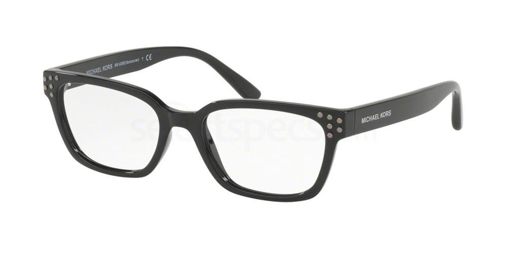 18bedeb218e2 MK4056 725125998093 011443303801190. michael kors mk4056 vancouver glasses  ...