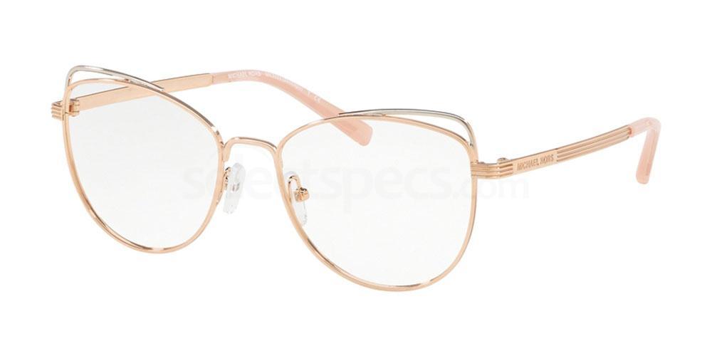 1108 MK3025 SANTIAGO Glasses, MICHAEL KORS