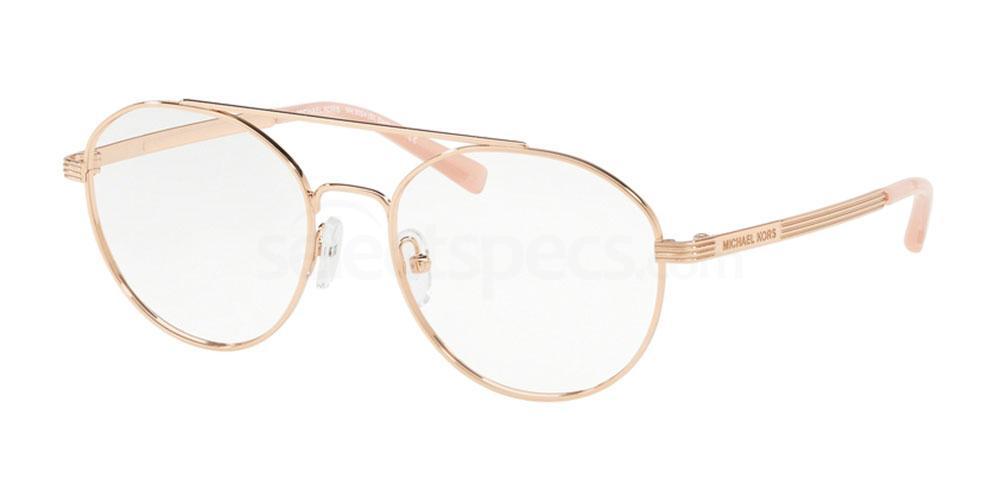 1108 MK3024 ST. BARTS Glasses, MICHAEL KORS