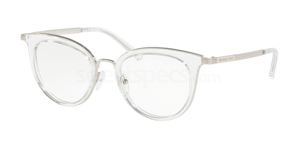 3050 MK3026 ARUBA Glasses, MICHAEL KORS