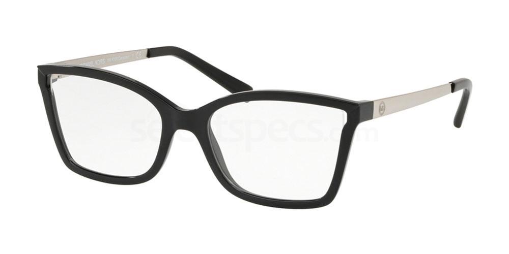 3332 MK4058 CARACAS Glasses, MICHAEL KORS