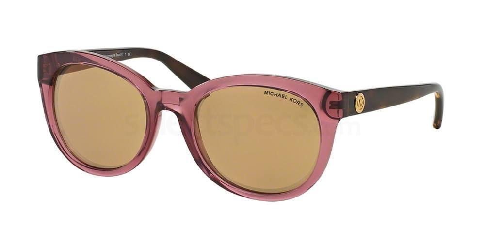 3053R1 0MK6019 CHAMPAGNE BEACH Sunglasses, MICHAEL KORS