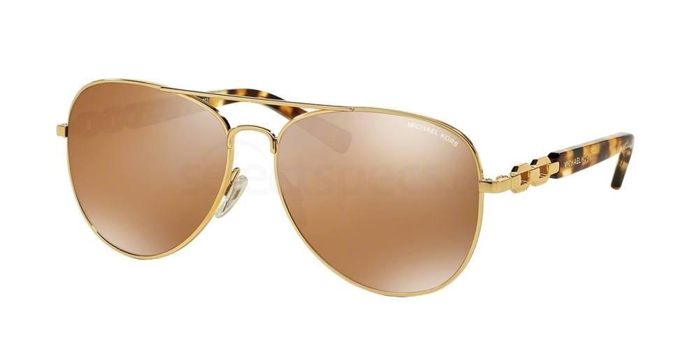 10242T 0MK1003 FIJI Sunglasses, MICHAEL KORS