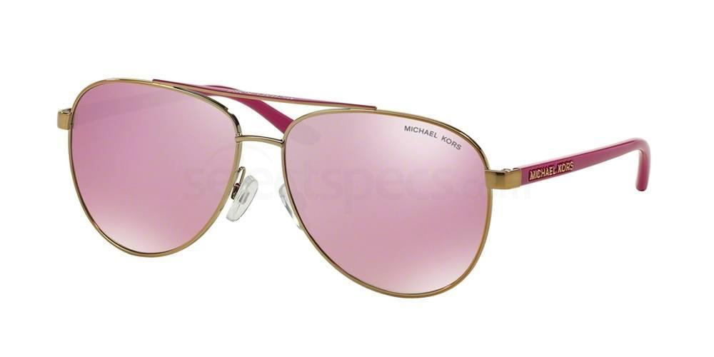 10397V 0MK5007 HVAR Sunglasses, MICHAEL KORS