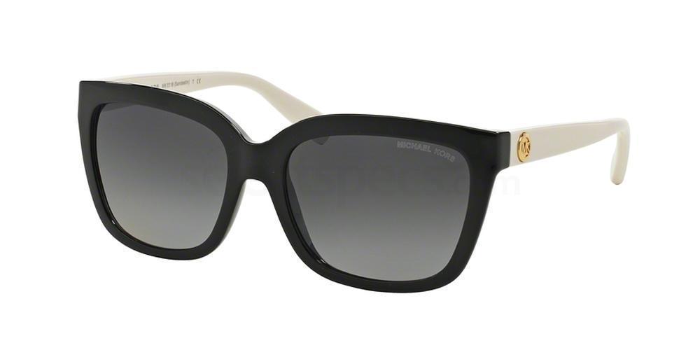 3052T3 0MK6016 SANDESTIN Sunglasses, MICHAEL KORS