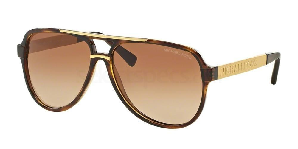 310613 0MK6025 CLEMENTINE II Sunglasses, MICHAEL KORS