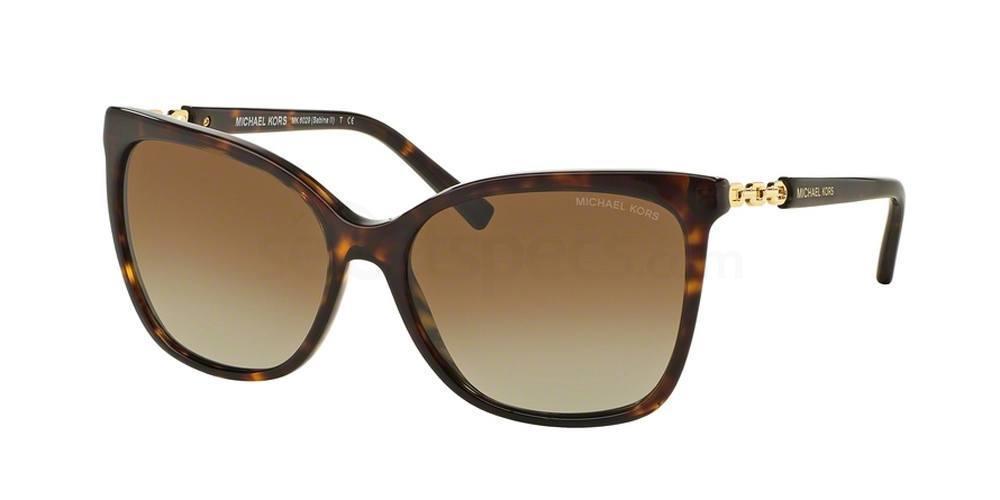 3106T5 0MK6029 MK 6029 Sunglasses, MICHAEL KORS