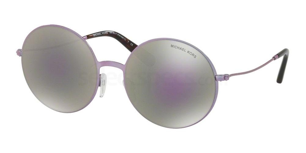 Michael Kors violet touch sunglasses