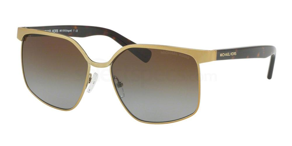 1145T5 0MK1018 AUGUST Sunglasses, MICHAEL KORS
