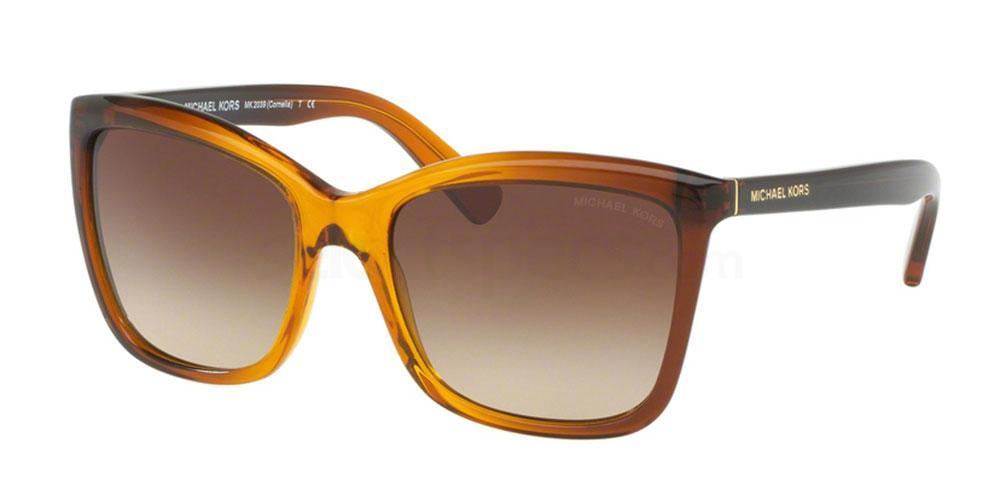 321813 0MK2039 CORNELIA Sunglasses, MICHAEL KORS