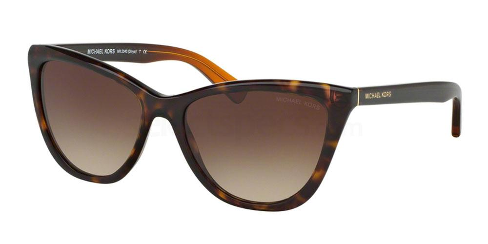 321713 0MK2040 DIVYA Sunglasses, MICHAEL KORS