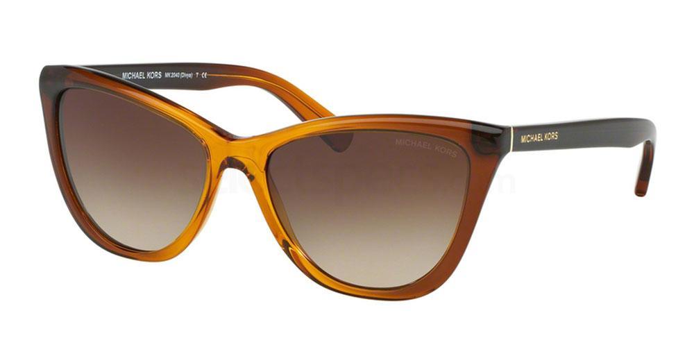 321813 0MK2040 DIVYA Sunglasses, MICHAEL KORS