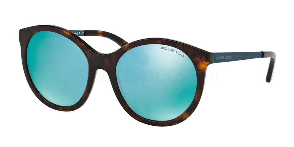 320225 MK2034 ISLAND TROPICS Sunglasses, MICHAEL KORS