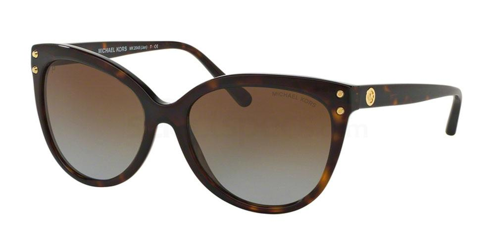3006T5 MK2045 JAN Sunglasses, MICHAEL KORS
