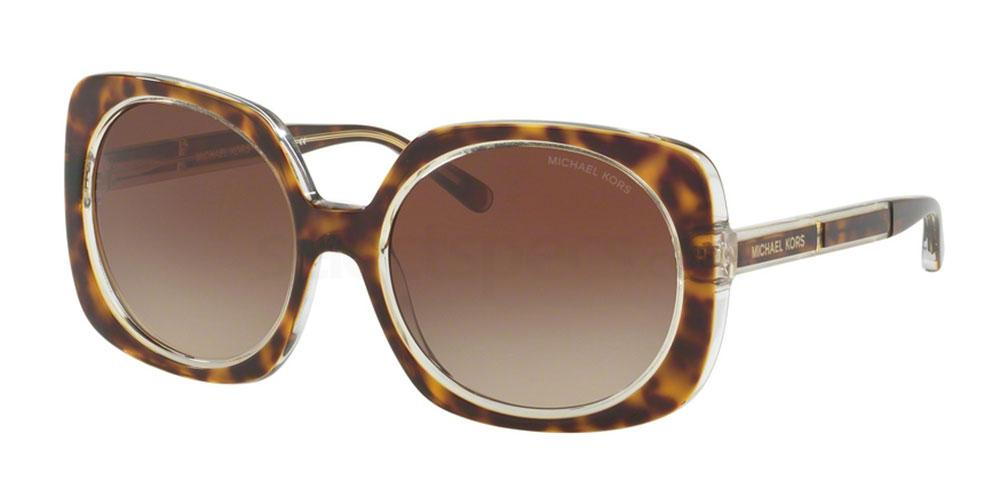 303413 MK2050 ULA Sunglasses, MICHAEL KORS