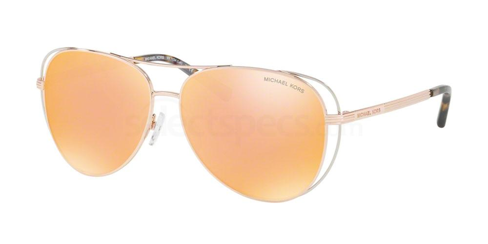 11757J 0MK1024 LAI Sunglasses, MICHAEL KORS
