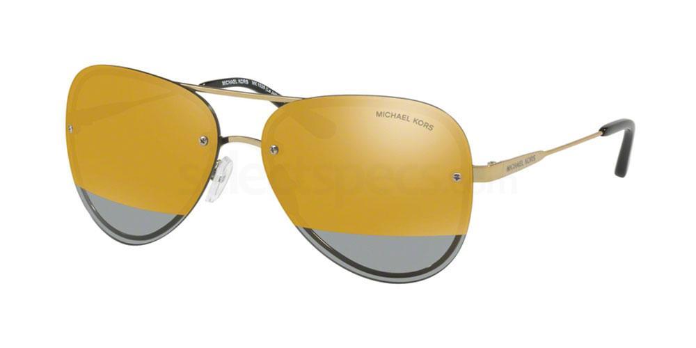 split screen sunglasses MICHAEL KORS MK1026 LA JOLLA