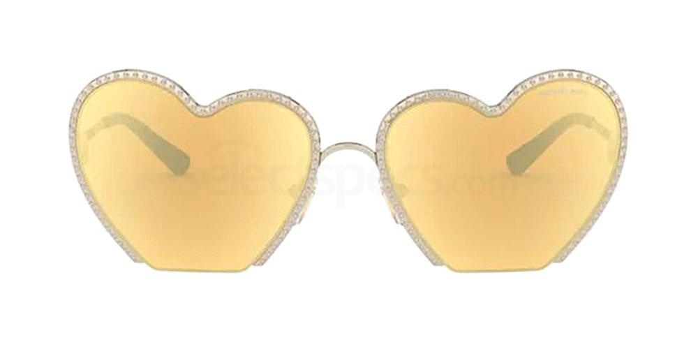 10147J MK1068 HEART BREAKER Sunglasses, MICHAEL KORS