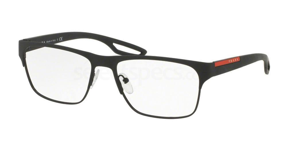 DG01O1 PS 52GV Glasses, Prada Linea Rossa