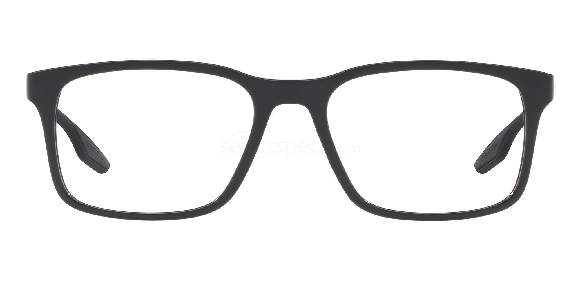 1AB1O1 PS 01LV Glasses, Prada Linea Rossa