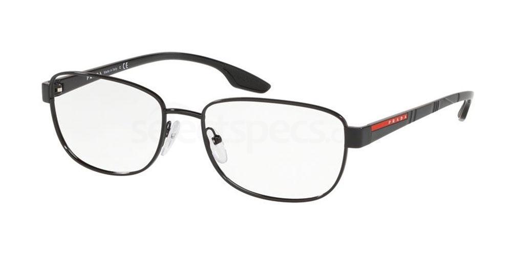 1AB1O1 PS 52LV Glasses, Prada Linea Rossa