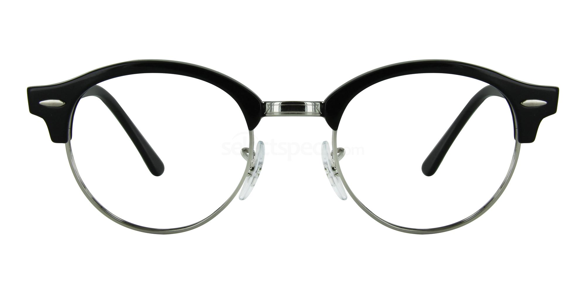 2000 RX4246V - Clubround Glasses, Ray-Ban