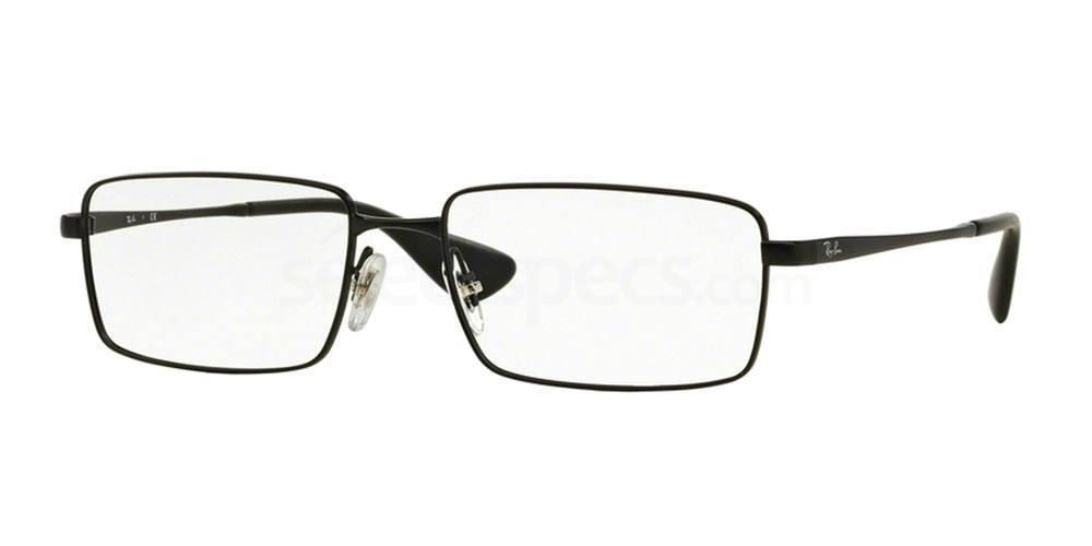2503 RX6337M Glasses, Ray-Ban