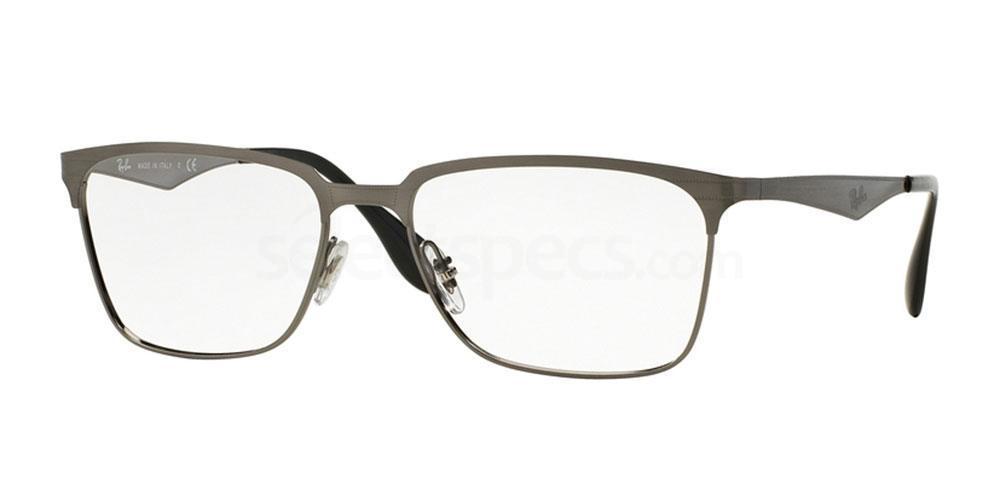 2553 RX6344 Glasses, Ray-Ban