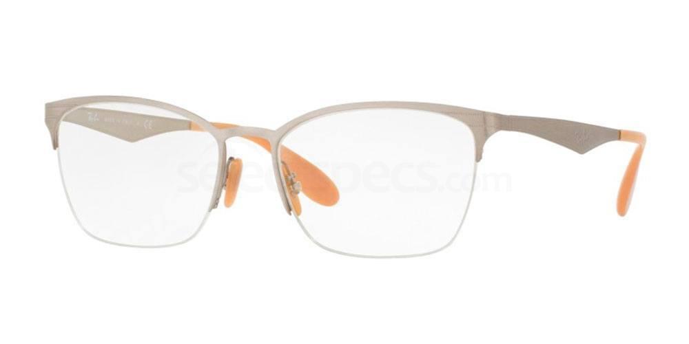 2595 RX6345 Glasses, Ray-Ban