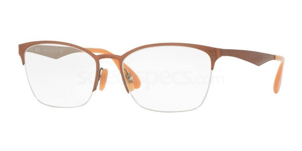 2732 RX6345 Glasses, Ray-Ban