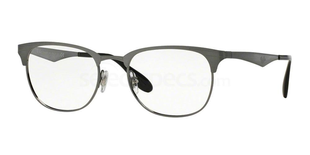 2553 RX6346 Glasses, Ray-Ban