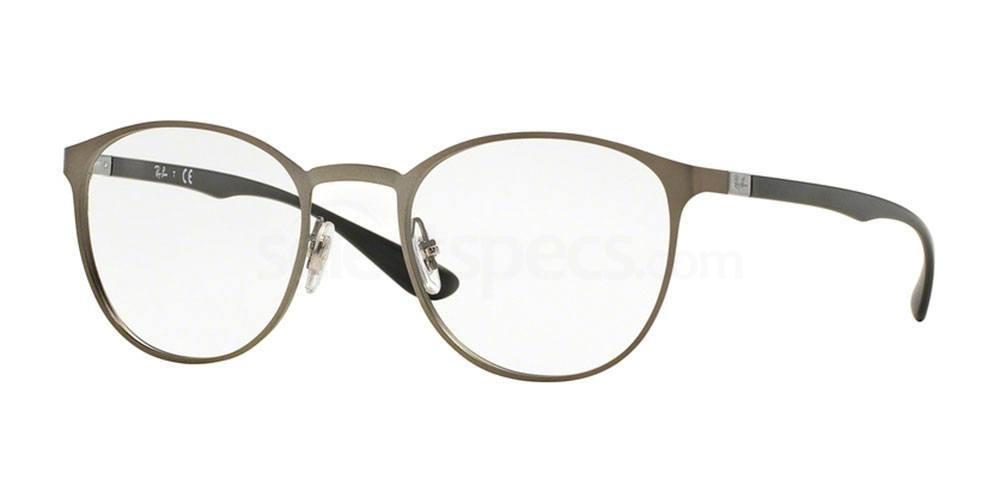 2620 RX6355 Glasses, Ray-Ban