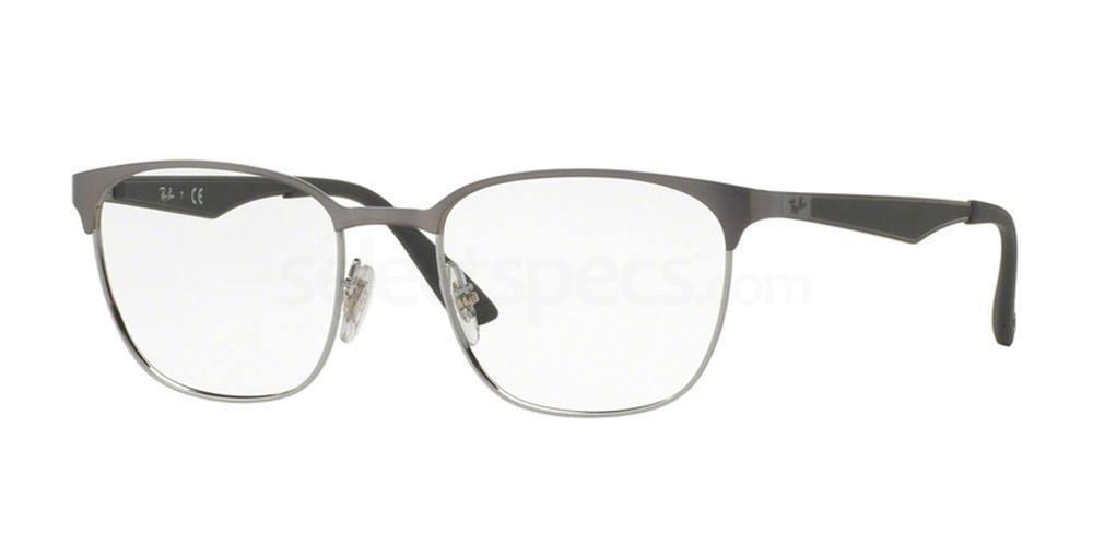 2874 RX6356 Glasses, Ray-Ban