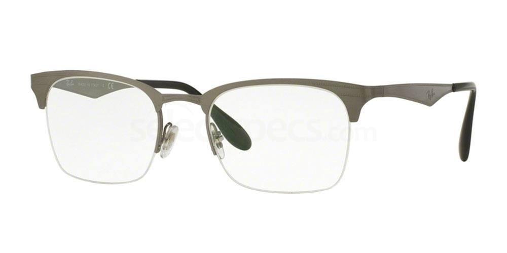 2553 RX6360 Glasses, Ray-Ban