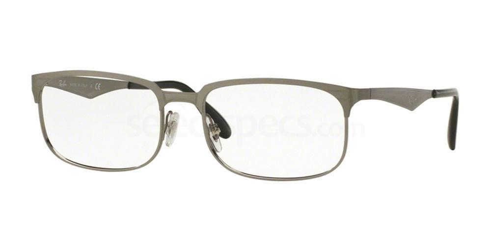 2553 RX6361 Glasses, Ray-Ban