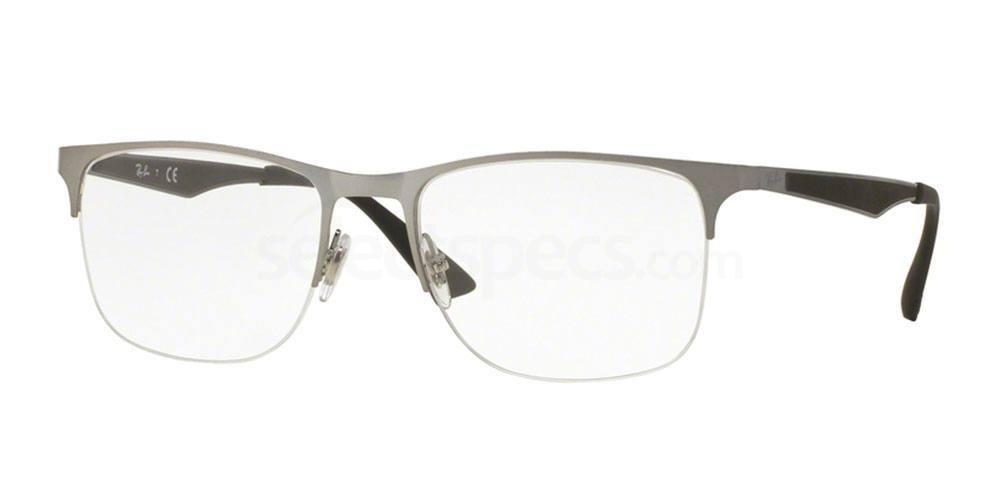2502 RX6362 Glasses, Ray-Ban