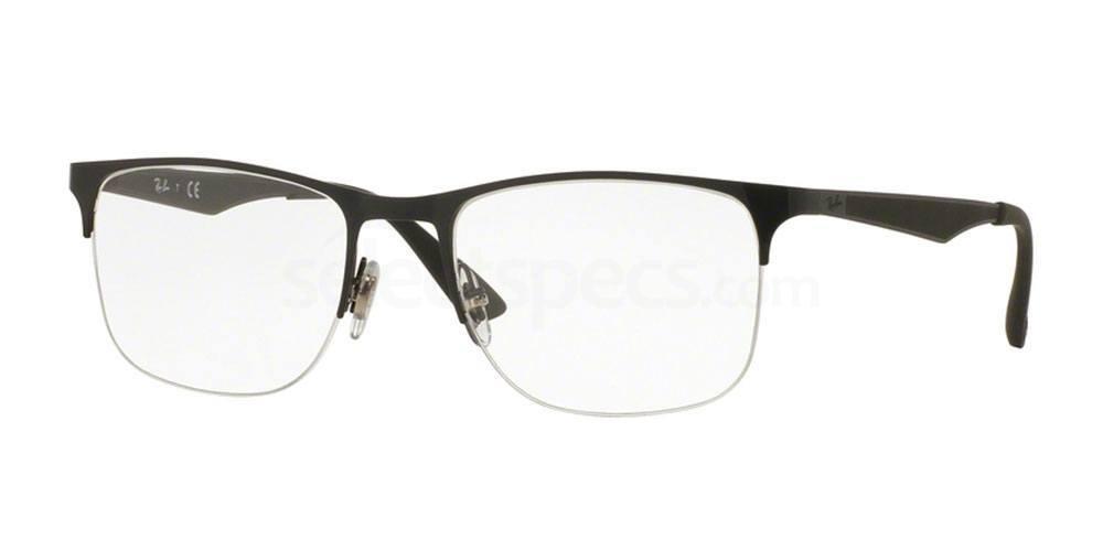 2509 RX6362 Glasses, Ray-Ban