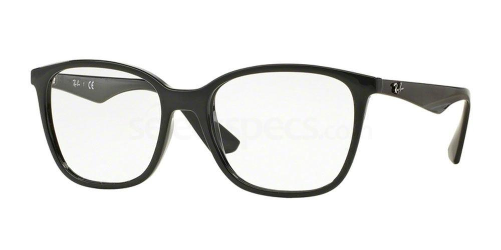2000 RX7066 Glasses, Ray-Ban