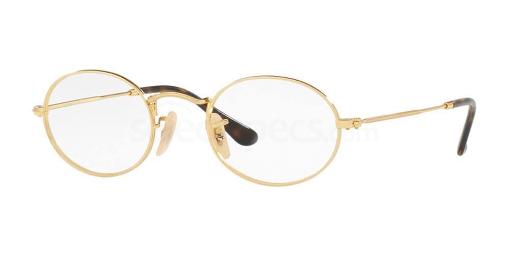 2500 RX3547V Glasses, Ray-Ban