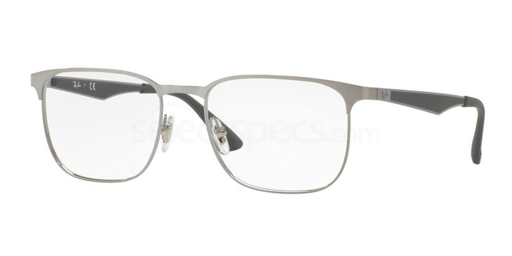 2553 RX6363 Glasses, Ray-Ban