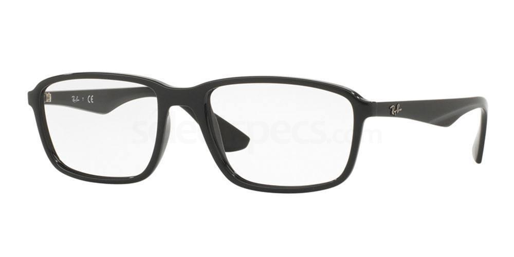 2000 RX7084 Glasses, Ray-Ban
