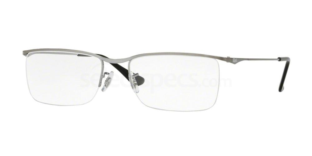 2502 RX6370 Glasses, Ray-Ban