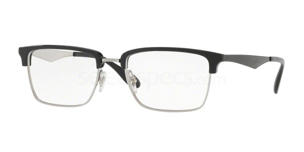 2932 RX6397 Glasses, Ray-Ban
