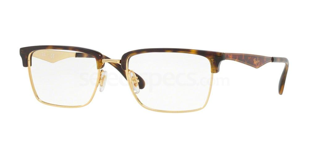 2933 RX6397 Glasses, Ray-Ban