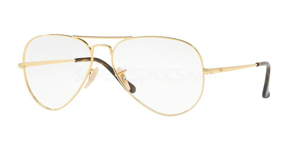 2500 RX6489 Glasses, Ray-Ban