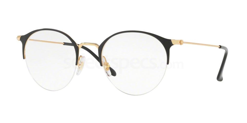 2890 RX3578V Glasses, Ray-Ban