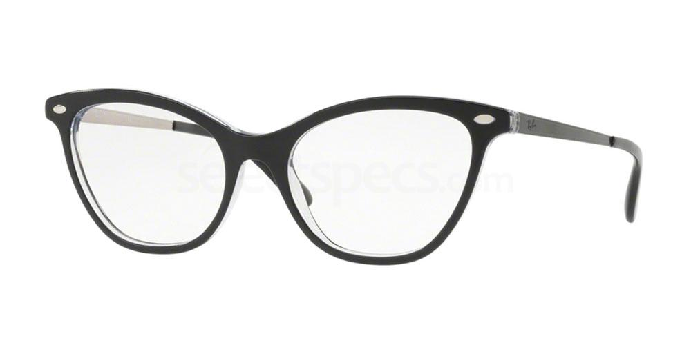 Ray-Ban RX5360 glasses   Free lenses   SelectSpecs