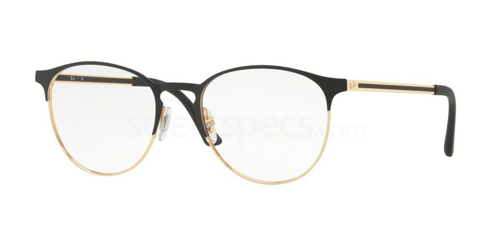 2890 RX6375 Glasses, Ray-Ban