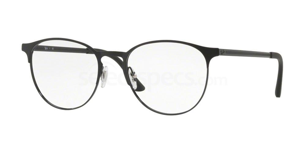 2944 RX6375 Glasses, Ray-Ban